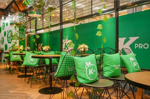 百胜中国北京KPRO餐厅在朝阳大悦城开业