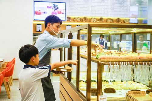 欧包遇见茶未来将致力打造社区精品面包店