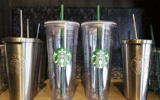 星巴克宣布将全面禁用塑料吸管 出于什么原因