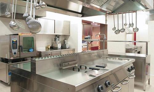 厨房标准化做好十八个细节