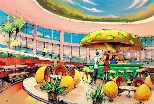 儿童主题餐厅