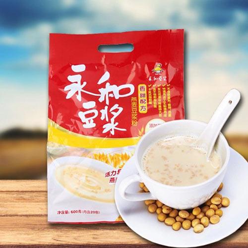 永和豆浆想用永和的豆浆粉在大陆A股上市