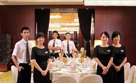 中餐宴会服务