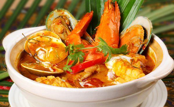 泰润味泰国餐厅加盟,品味泰式美食图片