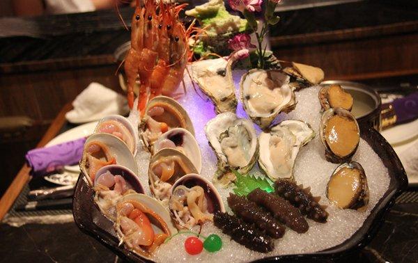 澜悦海鲜自助餐厅加盟值得选择
