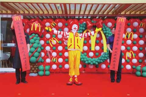 """麦当劳在华东地区首家""""未来2.0""""餐厅"""