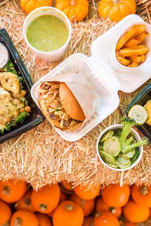 素食连锁快餐 Veggie Grill 快速扩张