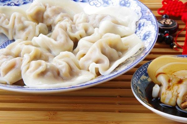 中国的饺子