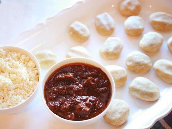 埃塞俄比亚饺子