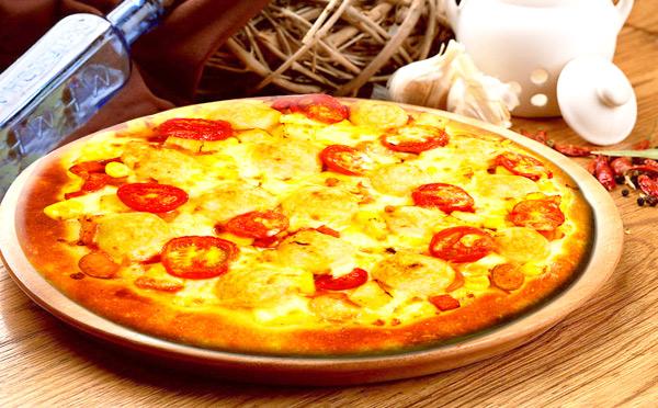美闻比萨PizzaSeven加盟