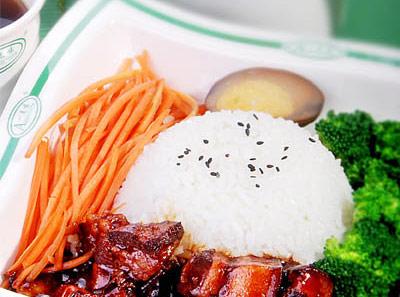 一点味餐厅红烧肉饭