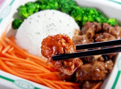 一点味餐厅豆豉排骨饭