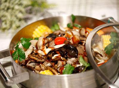 和福顺焖锅菌类焖锅