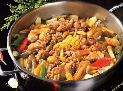 和福顺焖锅三黄鸡