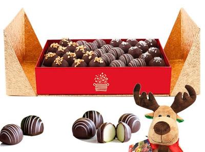 爱蒂宝鲜果巧克力礼盒