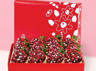 爱蒂宝草莓甜心礼盒