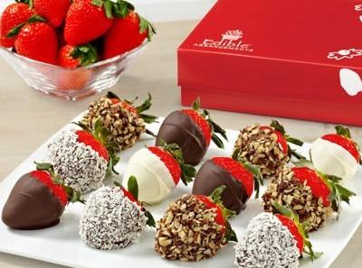 爱蒂宝脆巧草莓缤纷礼盒
