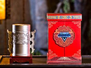 理想茶叶钻石五星级