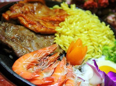 神户海陆空全餐