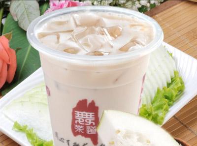 舞茶道冰酿冬瓜奶茶