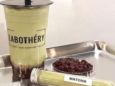 奶茶实验室加盟品牌