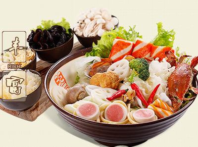 张亮麻辣烫丰富菜品