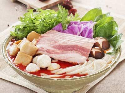 杨国福麻辣烫加盟菜品