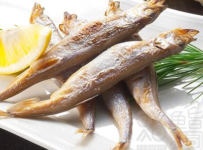 鱼旨寿司烤多春鱼