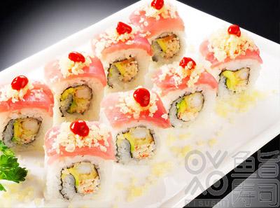 鱼旨寿司龙卷