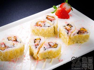 鱼旨寿司蟹逅甜心卷