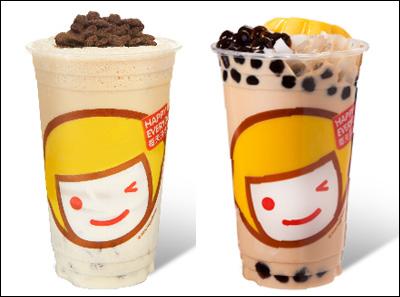 快乐柠檬OREO曲奇奶茶
