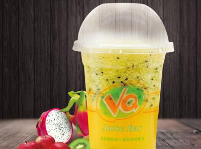 VQ鲜榨果汁加盟