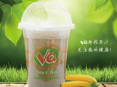 加盟VQ鲜榨果汁