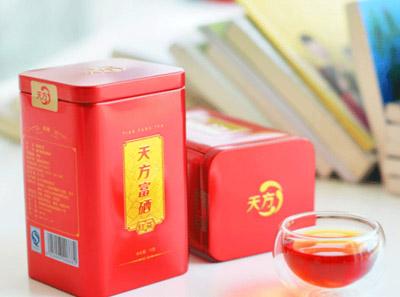 天方茶业富硒红茶
