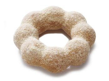 站亭甜甜圈糖霜波提