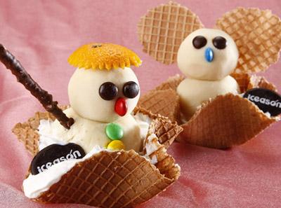 爱茜茜里儿童冰淇淋