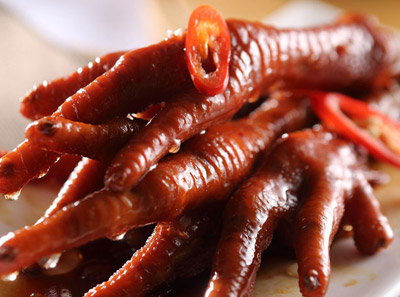 甲米府泰国餐厅菜品