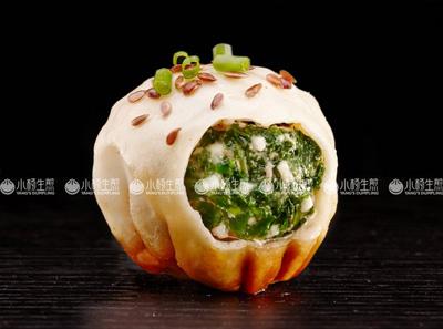 小杨荠菜生煎