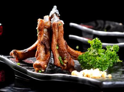三国炙烤肉韩式秘香排骨