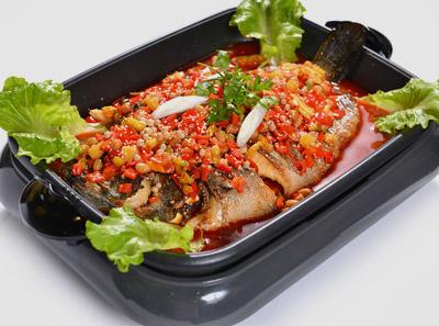 彼酷哩剁椒烤鱼