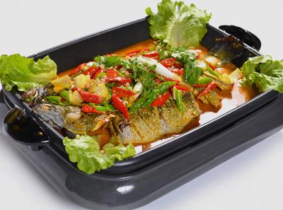 彼酷哩咖喱烤鱼