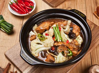 吴太和鲍汁黄焖鸡加盟品牌