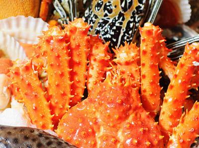 金钱豹-蟹