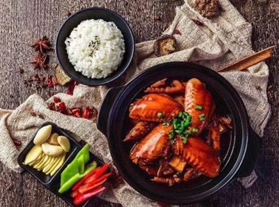 海里货肉蟹煲加盟