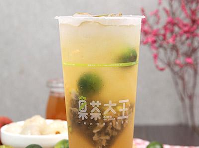 加盟果茶大王饮品