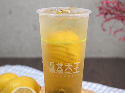 果茶大王饮品加盟