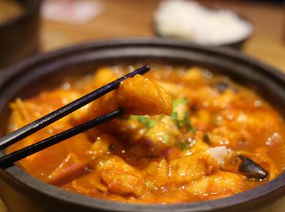 爱辣啵啵鱼菜品