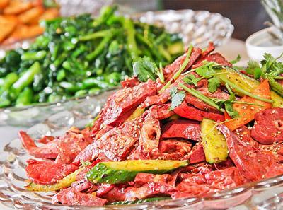 金滏山菜品