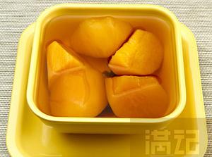 金黄蕃薯糖水(热)