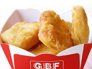 巨人西式快餐原味鸡块